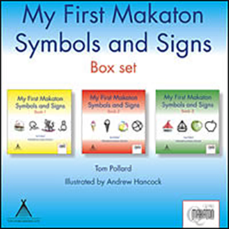 My First Makaton Symbols and Signs Set