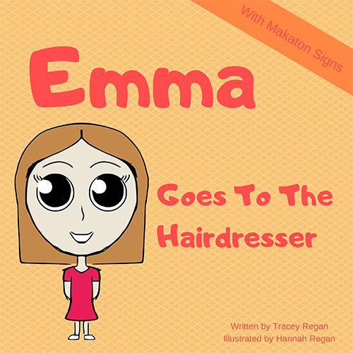 Emma goes to the Hairdresser