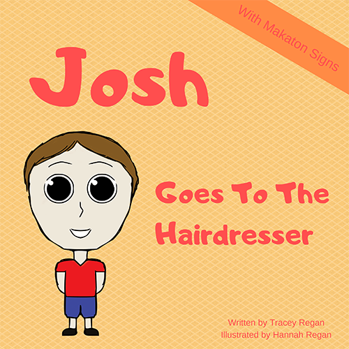 Josh goes to the Hairdresser