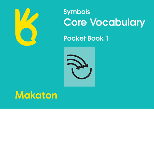 Core Vocabulary Pocket Book of Symbols 1