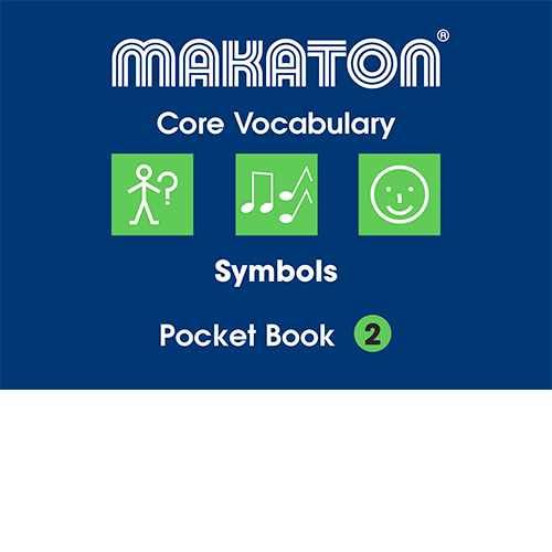 Core Vocabulary Pocket Book of Symbols 2