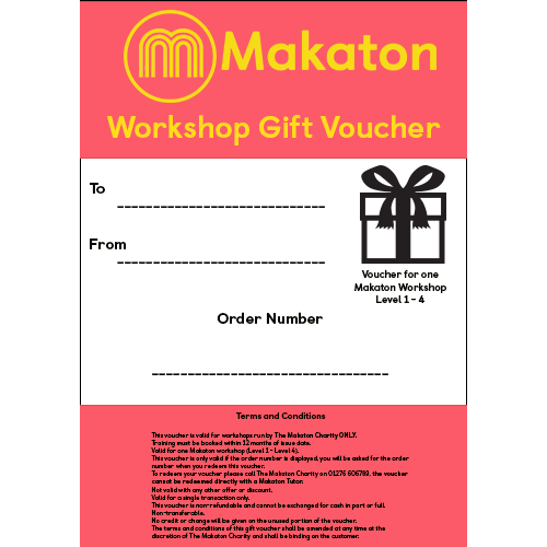 Workshop Gift Voucher (PDF file)
