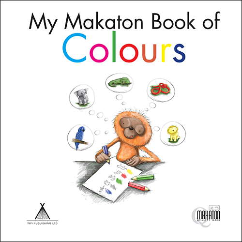 My Makaton Book of Colours