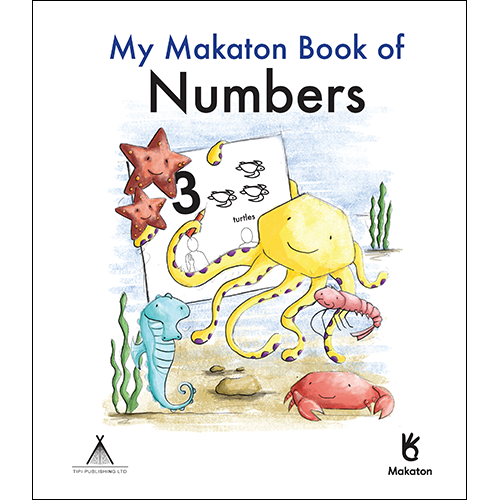 My Makaton Book of Numbers