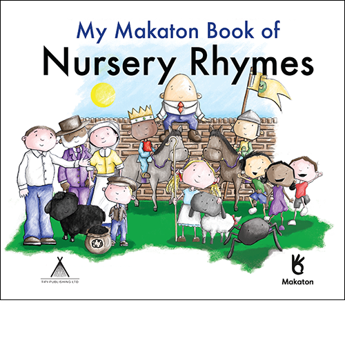 My Makaton Book of Nursery Rhymes