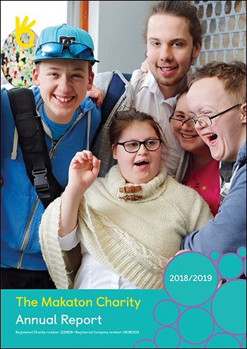 Cover of Annual Report 2018/2019