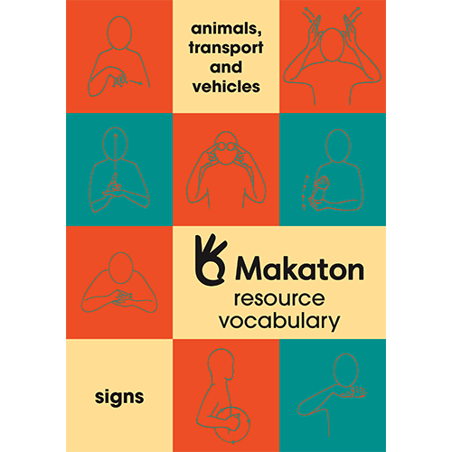 Animals Transport Vehicles Book of Signs