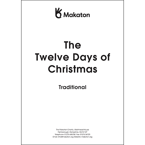 The Twelve Day of Christmas