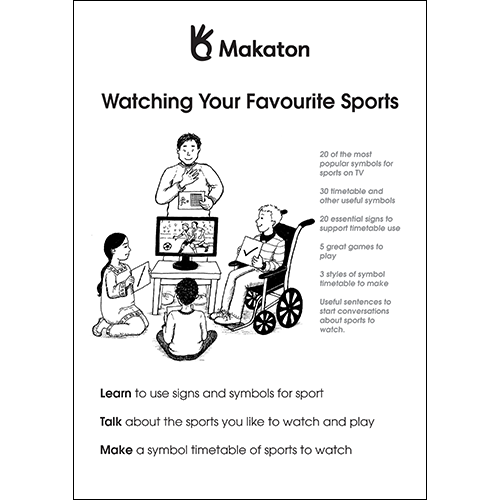 Watching your favourite sports