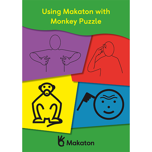 Using Makaton with Monkey Puzzle
