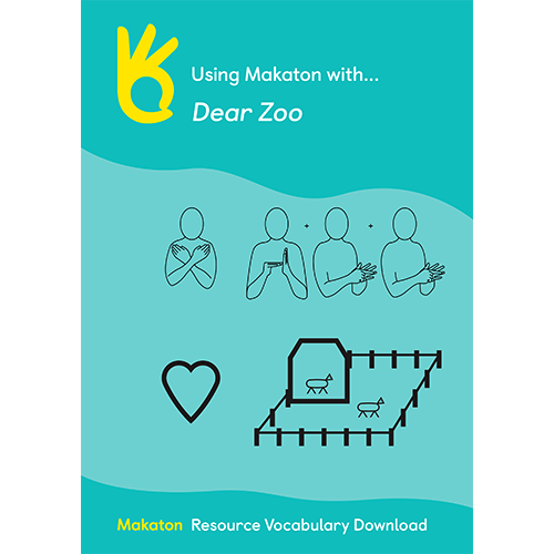 Using Makaton with Dear Zoo