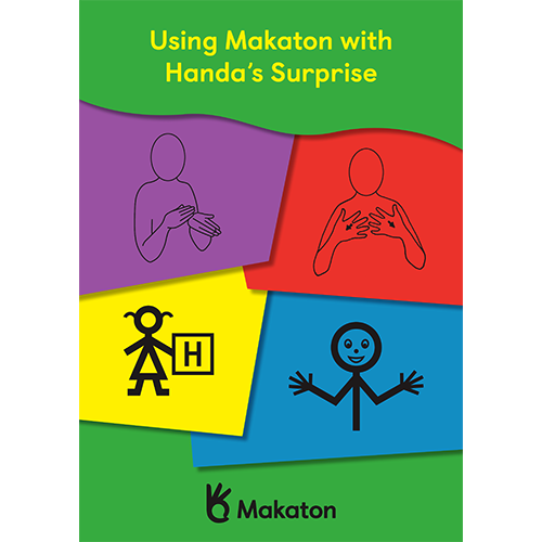 Using Makaton with Handa's Surprise