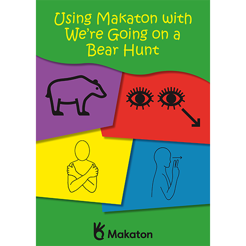 Using Makaton with We're Going on a Bear Hunt
